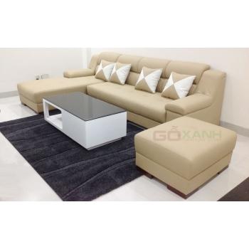 Hình ảnh thực tế ghế sofa phòng khách