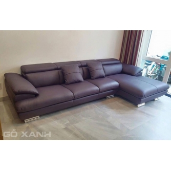Sofa góc kiểu dáng xinh