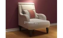 Những mẫu ghế sofa đơn trang trí phòng khách nhỏ