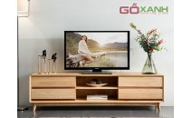 Những mẫu kệ tivi đẹp nhất cho không gian phòng khách sống động