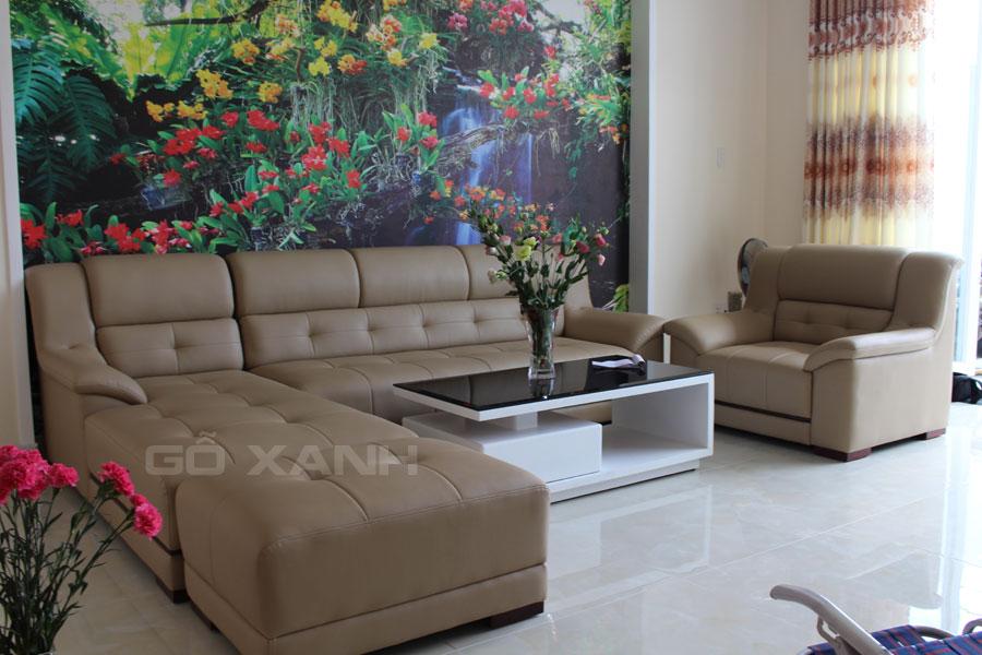 Bộ ghế sofa gia đình cao cấp - Đẹp - Chất lượng hoàn hảo 1