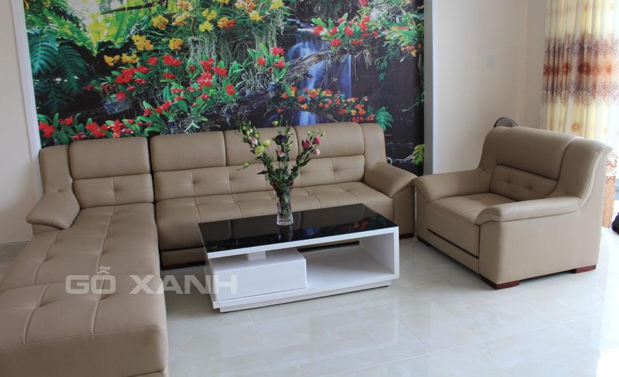 Bộ ghế sofa gia đình cao cấp - Đẹp - Chất lượng hoàn hảo 2