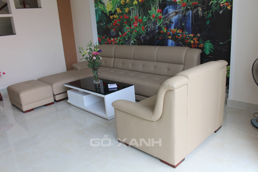 Bộ ghế sofa gia đình cao cấp - Đẹp - Chất lượng hoàn hảo 4