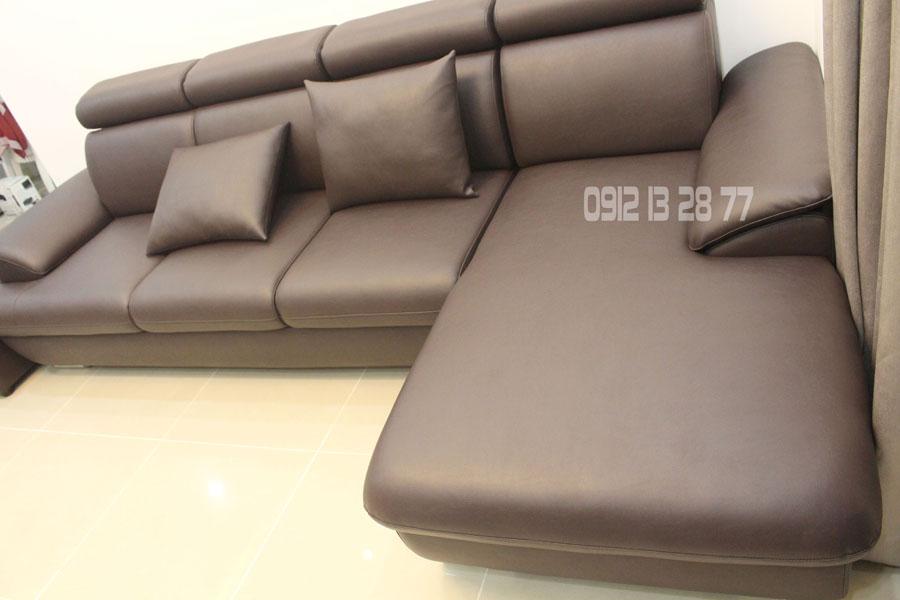 Bộ ghế sofa cao cấp / Mua sofa được tặng 4 gối ôm đẹp 2