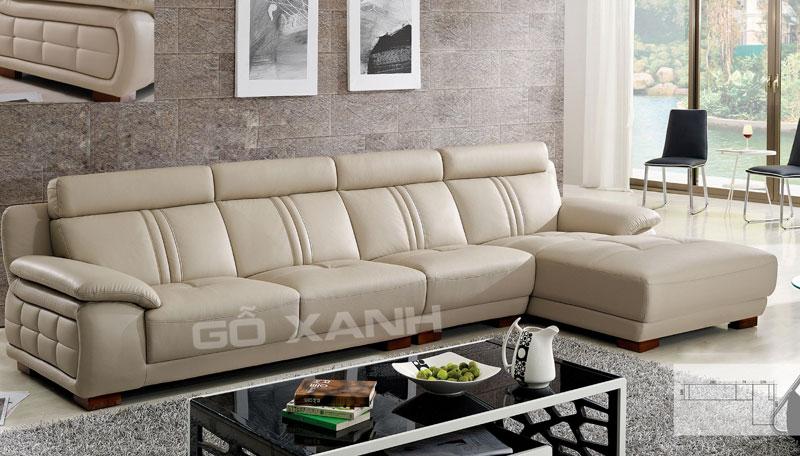 Hình ảnh ghế sofa đẹp cho phòng khách sang trọng