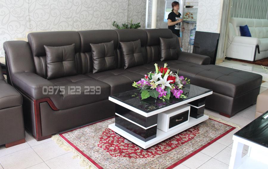 [Gỗ Xanh] Kiểu sofa bán chạy nhất tại Gỗ Xanh năm 2016