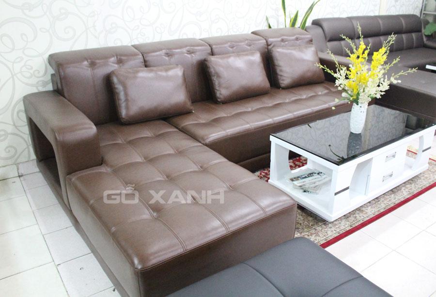 Mẫu ghế sofa đẹp giá tốt giao hàng miễn phí - xưởng sofa 4