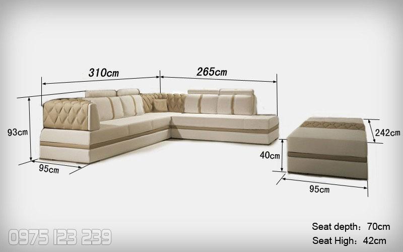 Mua ghế sofa phòng khách biệt thự - sopha phòng khách tuyệt đẹp 1
