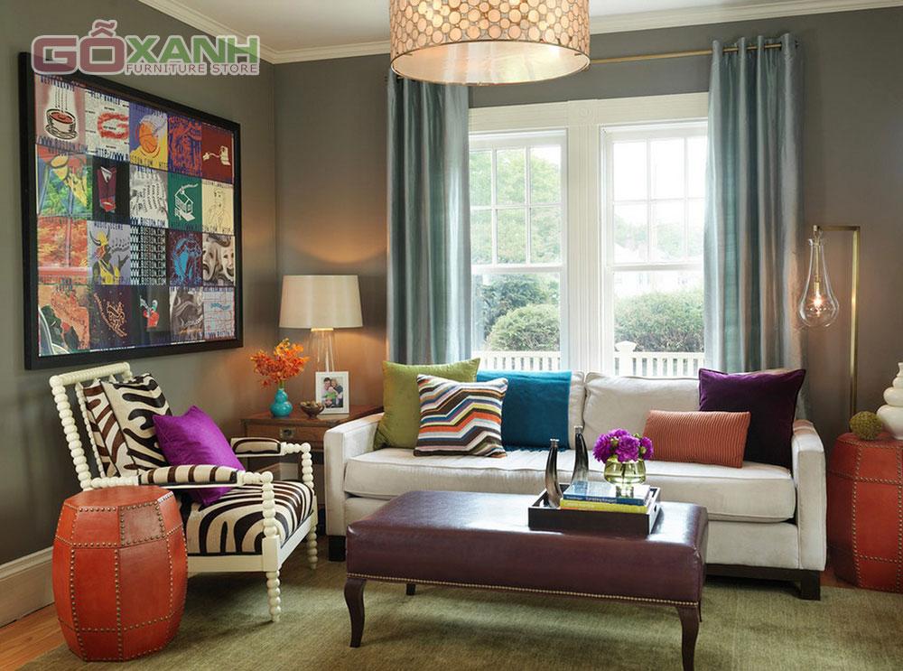 Bí quyết lựa chọn ghế sofa đẹp cho phòng khách nhỏ