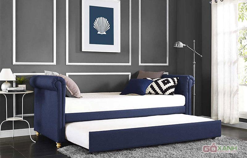 Chọn Sofa Bed cho phòng ngủ có diện tích nhỏ
