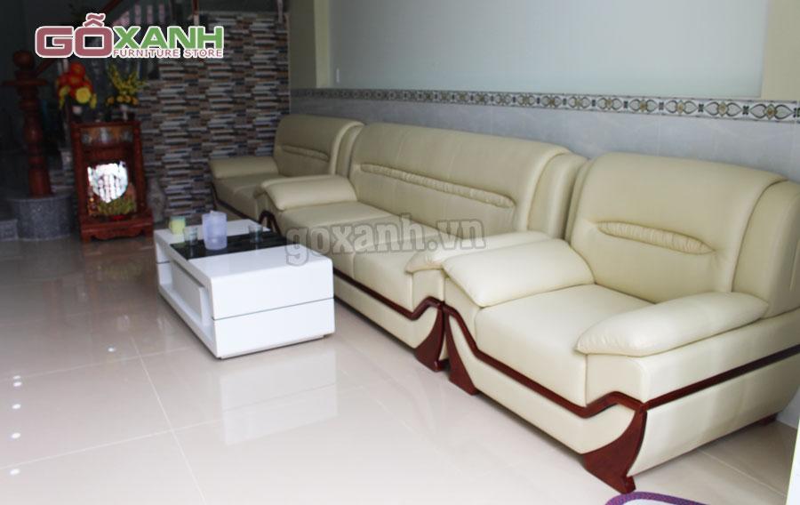 Công trình sản xuất nội thất gia đình cho cô Lan ở Bình Tân