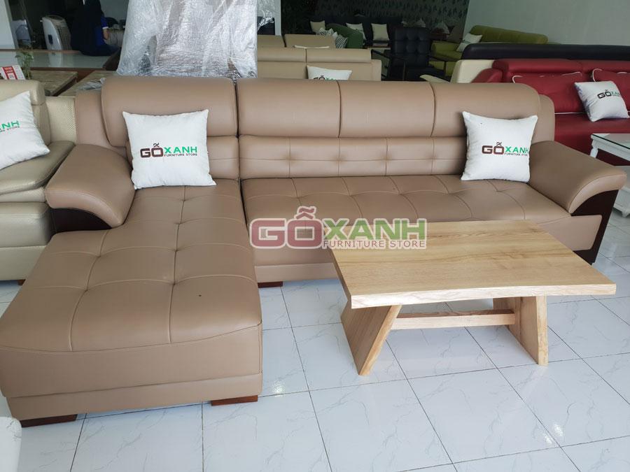 Một số mẫu sofa hiện đại dành riêng cho những căn hộ, chung cư đang rất thịnh hành trong nhiều năm qua