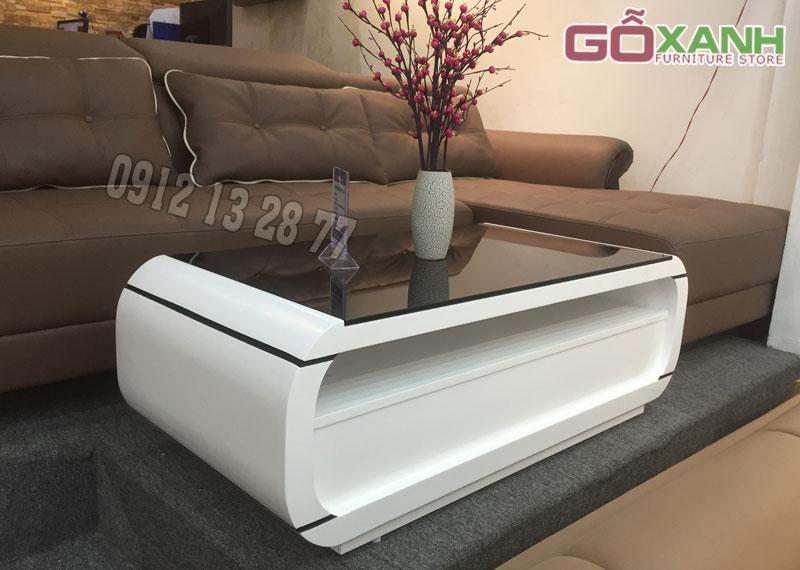 Những mẫu bàn sofa cho không gian nội thất hiện đại