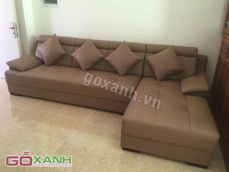 Những mẫu ghế sofa bán chạy nhất dịp Tết 2017 tại nội thất Gỗ Xanh