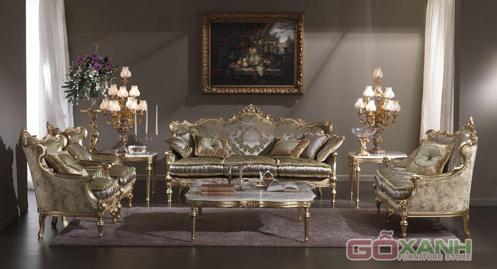 Những nội thất phong cách cổ điển trong cuộc sống hiện đại
