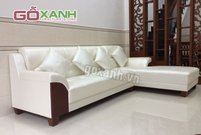 Sofa tân cổ điển, vẻ đẹp cổ điển mang hơi thở hiện đại
