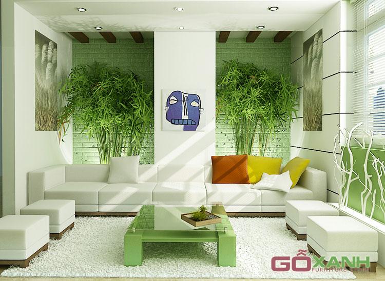 Xu hướng trang trí nội thất phòng khách năm 2017